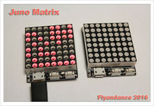 DIY electronic Kit -  Juno Matrix Atmega8 8x8 LED AVR arduino display uno nano