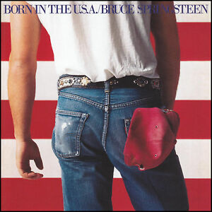 BRUCE-SPRINGSTEEN-BORN-IN-THE-USA-D-Remaster-CD-I-039-M-ON-FIRE-U-S-A-NEW