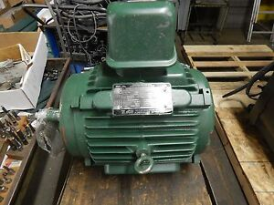 Toshiba 10 hp 3 phase induction motor 40a010k1ezff for 10 hp 3 phase motor