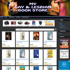 Gay Amp Lesbian Book Store Turnkey Affiliate Online Business Website For Sale