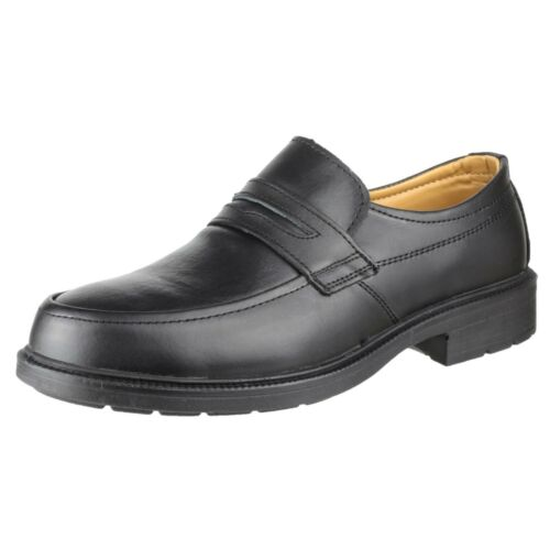 6-14| Amblers FS46 Occupational Office Slip-On Safety Shoe