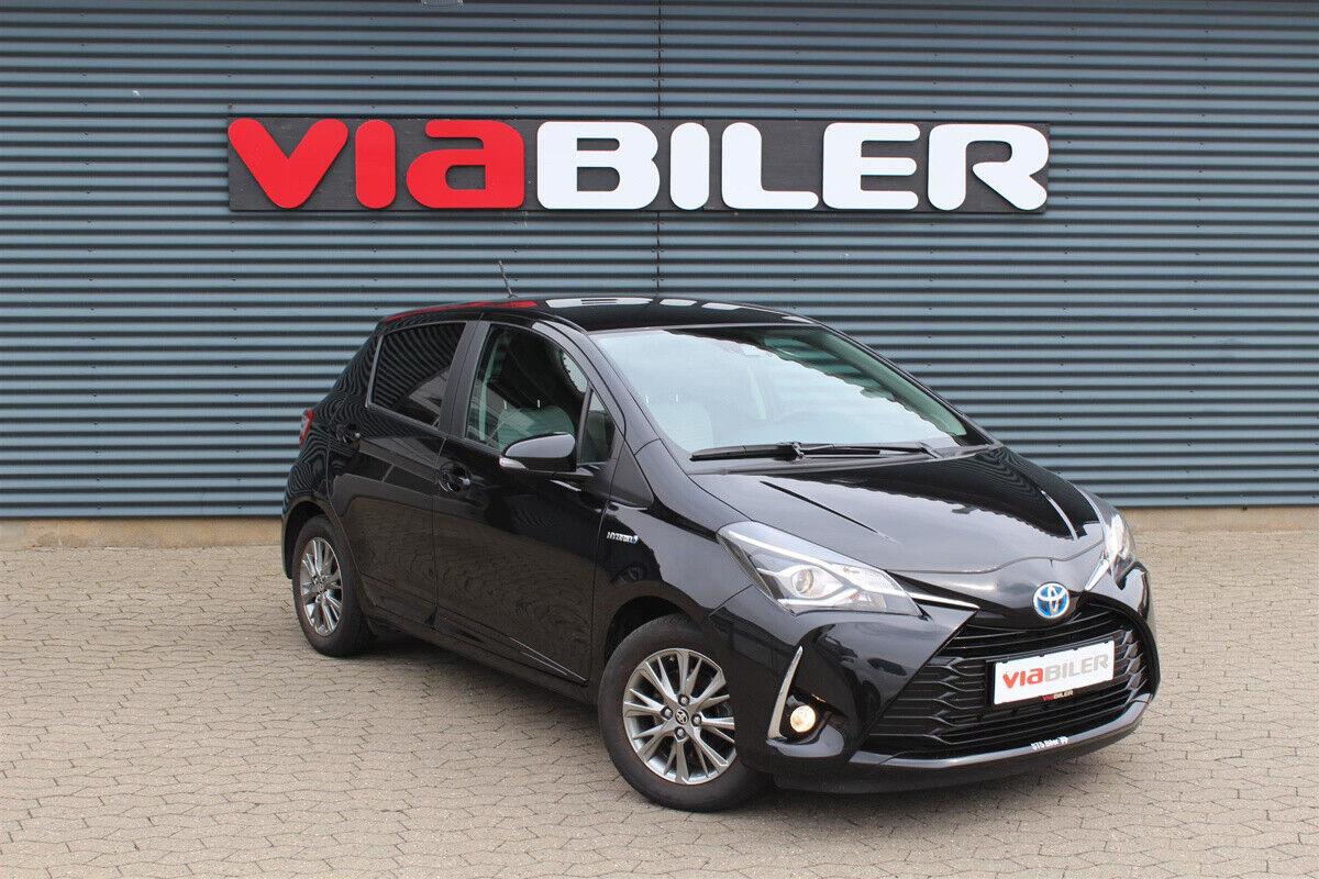Toyota Yaris 1,5 Hybrid H2 Premium e-CVT 5d