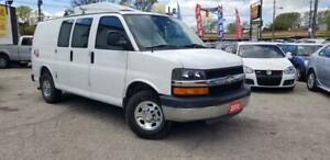 2010 Chevrolet Express Equipped with 2 Cylinder Gasoline Generator
