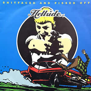 HELLRIDE-Shitfaced-And-Pissed-Off-7-034-Picture-Cover-Single