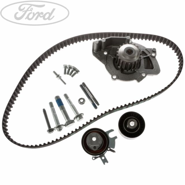 Ford Mondeo mk4 2.0 tdci Timing Belt Water Pump Drive Fan belt Tensioner kit