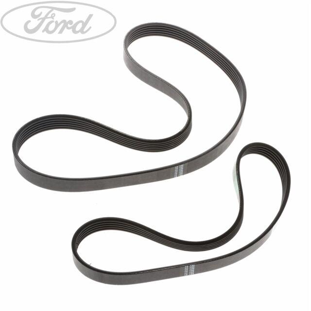 Genuine Ford Fiesta MK6 Fusion Drive Belt Kit 1829195