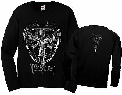 TRIVIUM American heavy metal band sizes Shogun T/_shirt S to 6XL