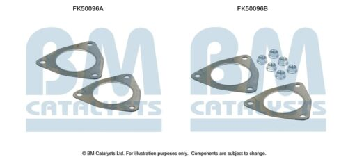 FK50096B FITTIING KIT FOR EXHAUST CONNECTING PIPE  BM50096