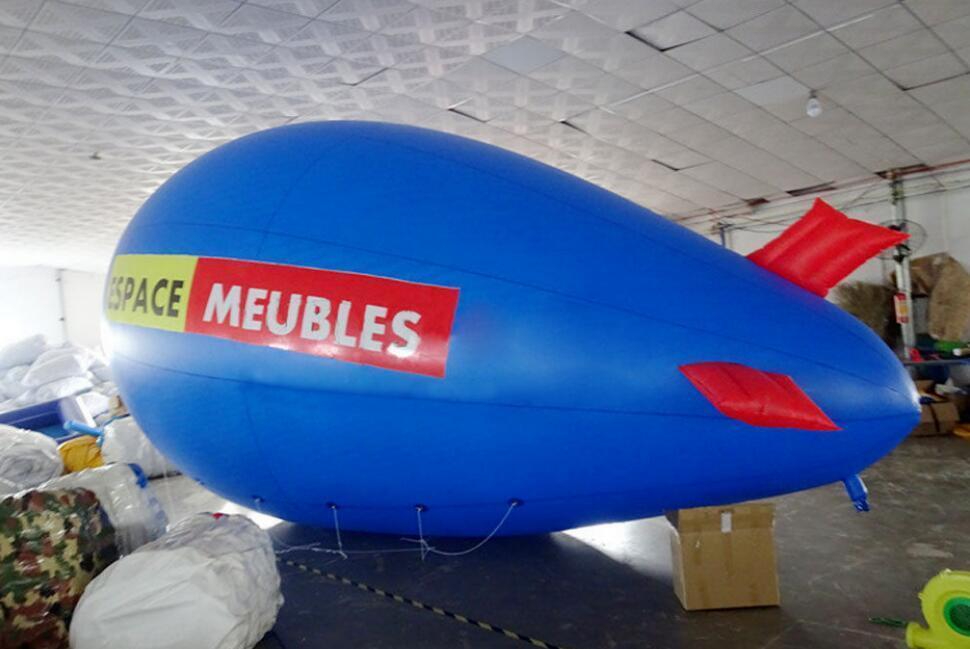 Big Sale  Géant Gonflable Hélium Flying ballon Publicité Dirigeable Avion T