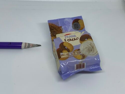 F029 Dollhouse Miniature Coop Cookies with Cream and coco migros supermarket