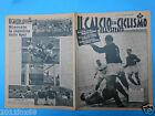 1956 il calcio e il ciclismo illustrato 2 fiorentina milan roma spal inter juve