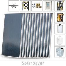 Solarbayer Solarset/Forfait solaire 24,24 m² Installation solaire pour