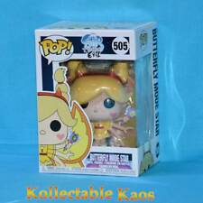 Vinyl Star vs the Forces of Evil Star in Butterfly Mode US Exclusive Pop RS
