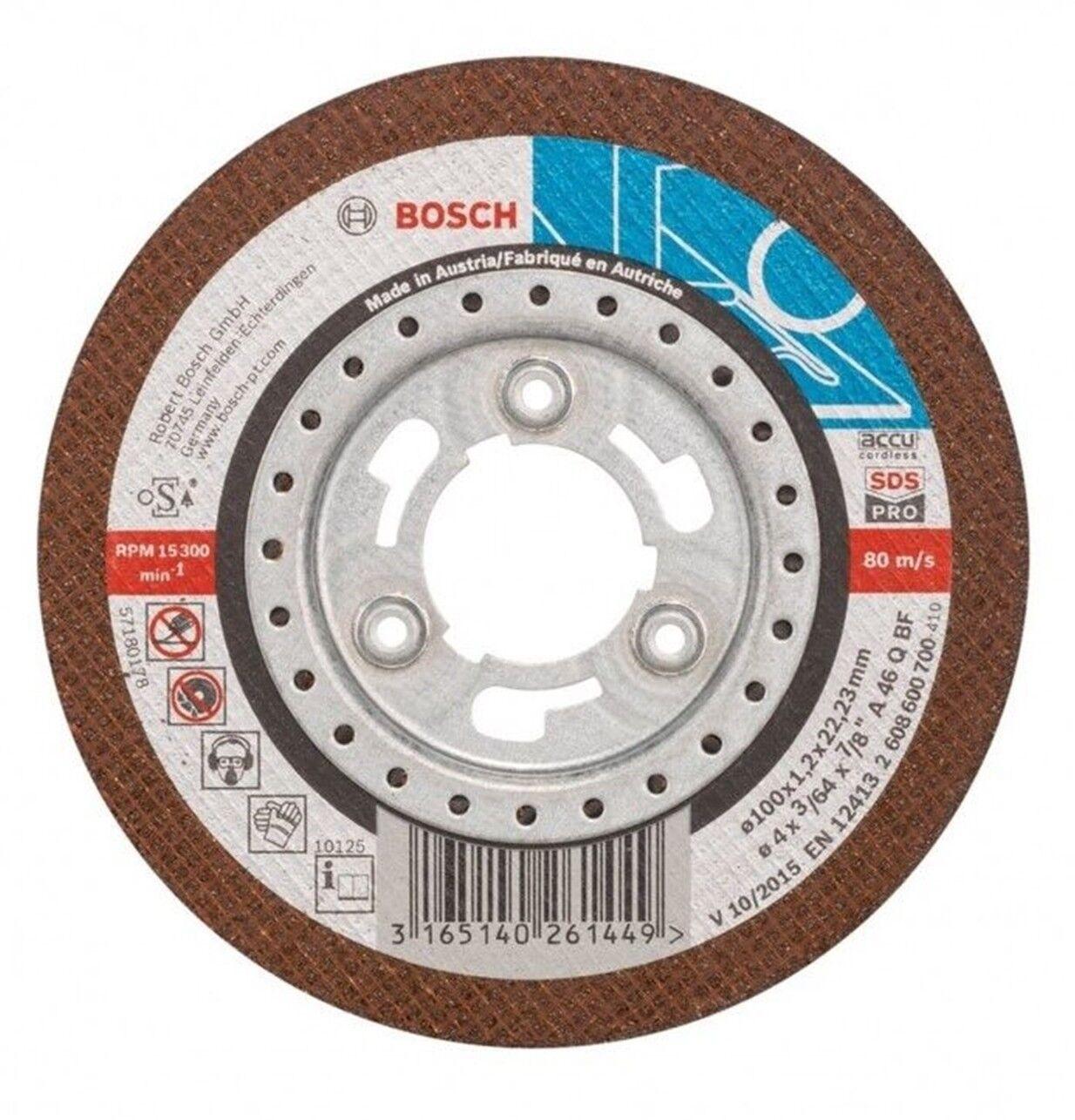 BOSCH Trennscheibe Metall für Akkuwinkelschleifer GWS 14,4 V 2608600700