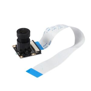 Raspberry Pi 3B+ 5Mp Megapixel Night Camera Ov5647 Sensor Wide-Angle Camera T6K8