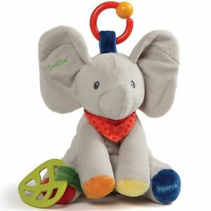 0ffd365d04f Image is loading Gund-Baby-4060906-Flappy-the-Elephant-Activity-Soft-