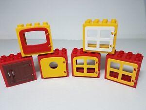 Lego ® Torse Bras Main Minifig Classic Couleur Unie Choose Torso ref 973 NEW