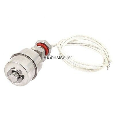 "1pcs 2.4/"" Long Stainless Steel Water Level Floating Sensor Switch DC 0-110V"