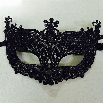 Xmas Venetian Women Fairy Eye Mask Masquerade Party Carnival Fancy Ball Mardi