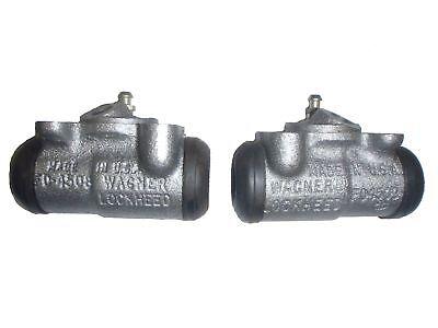 1939 1940 1941 1942 1946 1947 1948 Ford Wheel Cylinder Set FRONT /& REAR Brake
