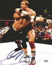 Chris Masters Signed WWE 8x10 Photo PSA/DNA COA Picture Autograph vs John Cena