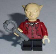 HARRY POTTER #49 Lego Gringott's Goblin Red Jacket NEW Genuine 4714 1st issue