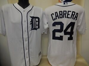 6f7b4eae3 Image is loading 999-MAJESTIC-Detroit-Tigers-MIGUEL-CABRERA-Baseball-Cool-