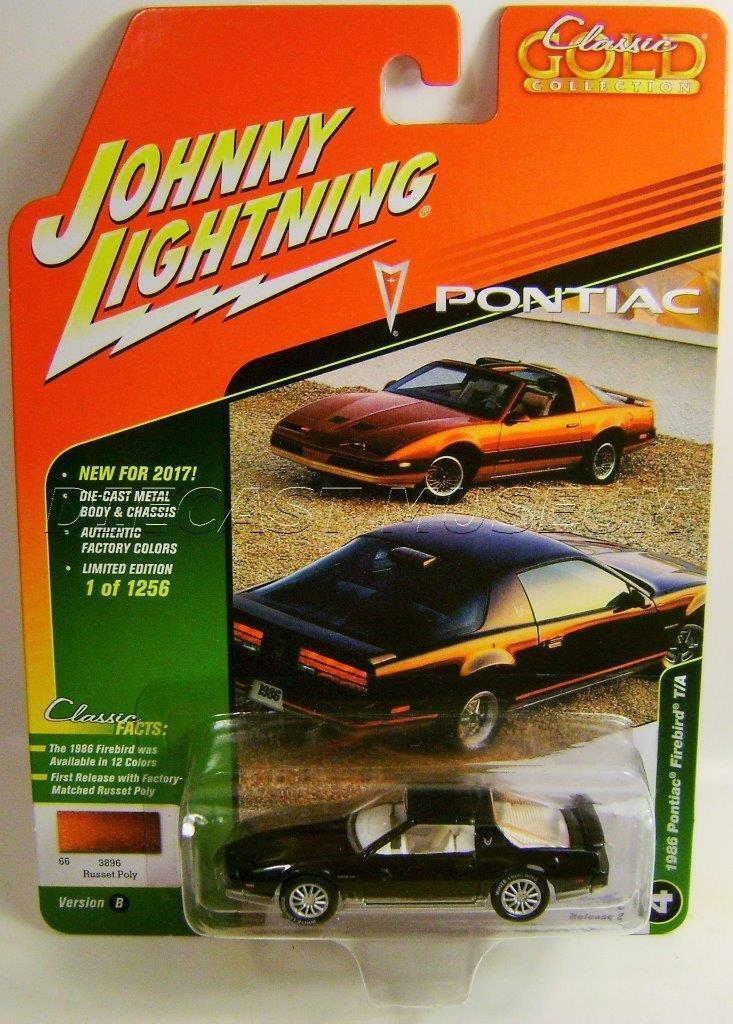 1986 86 pontiac firebird trans am t   a Weiß lightning - auto 1of26 druckguss