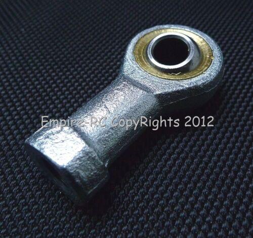 PHSA6 2 PCS Female Metric Threaded Rod End Joint Bearing SI6T//K 6mm