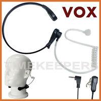 Throat Mic Earpiece Headset - Binatone Terrain 200 550 750 Action 950 1000 1100