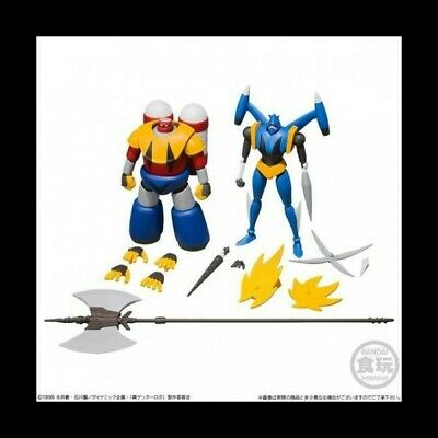 -= ] Bandai - Super Minipla Getter Robot Serie 3 [ =-