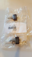 Eaton Toggle Switch, 3 Connections, Switch: On/off/on, (lot Of 2) (21ew24)
