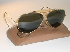 08b8c7211332bf item 5 1960 s VINTAGE B L RAY-BAN G15 UV ARISTA GOLD PLATED SHOOTING  AVIATOR SUNGLASSES -1960 s VINTAGE B L RAY-BAN G15 UV ARISTA GOLD PLATED  SHOOTING ...