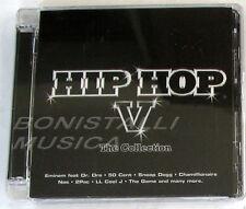 VARIOUS - HIP HOP V, THE COLLECTION - doppio CD Sigillato