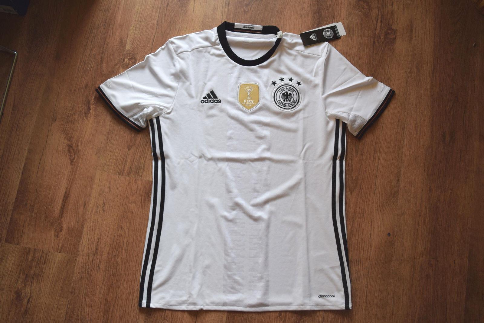 Adidas DFB XXL Jersey Jsy H AI5014 Germany 2016 EM XL L M S