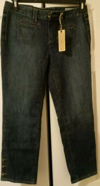 Tommy Hilfiger Jeans Women's Size 6 American Spirit Mid Rise SKINNY