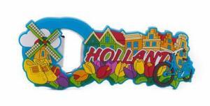 Holland-Rubber-Magnet-XL-Flaschenoeffner-Windmuehle-Niederlande-Souvenir-6636