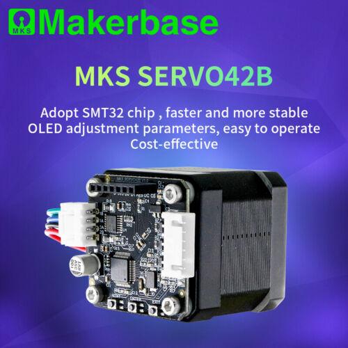 MKS STM32 3D pressure closed loop stepper motor NEMA17 MKS SERVO42B