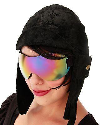 Big Japanese Japan Motorcycle CYBER punk Bug Eye Sunglasses Goggles