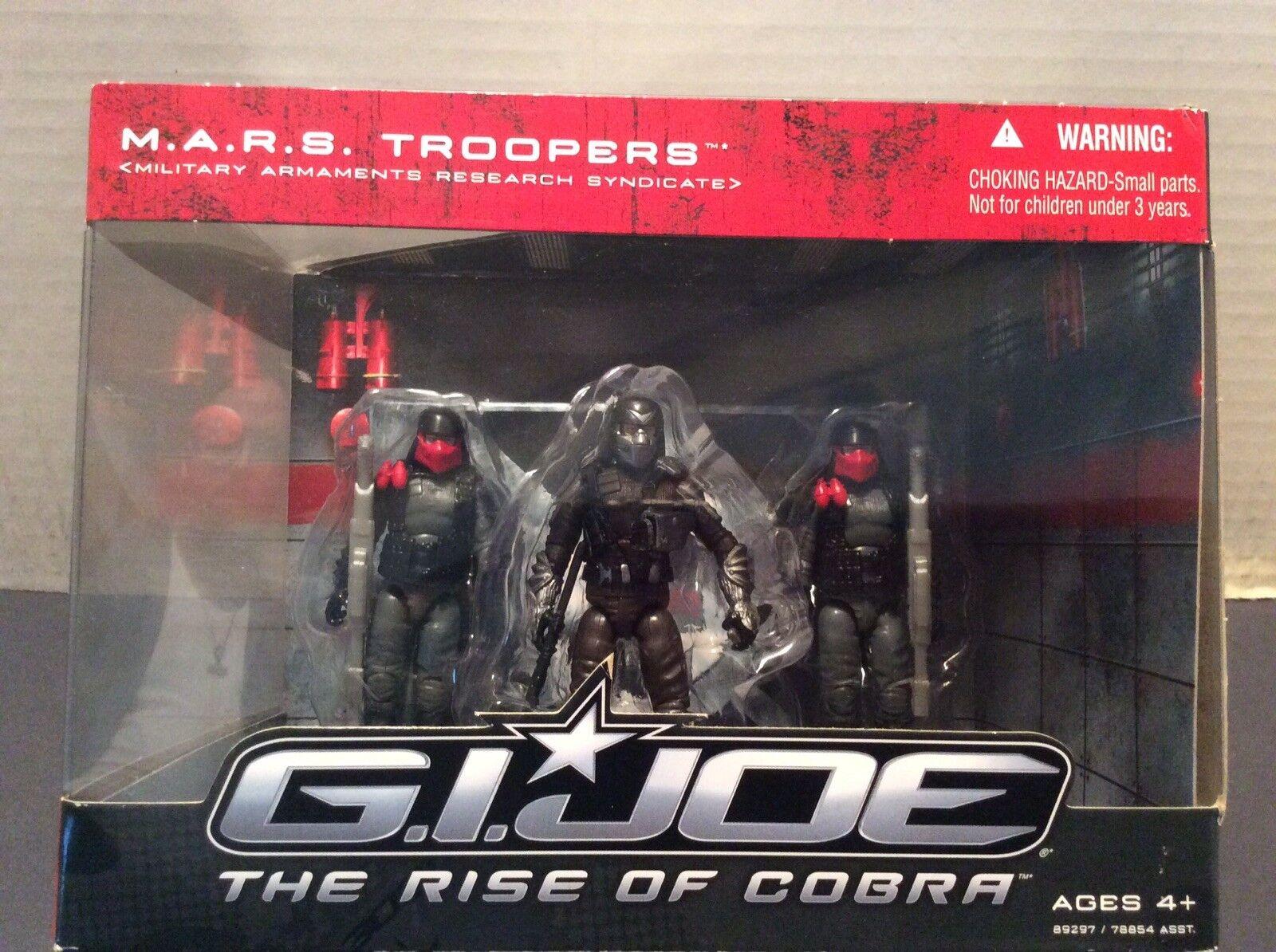 Gi - joe anstieg von cobra m.a.r.s. soldaten