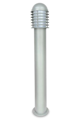Modern Outdoor Cast Aluminium Ground 1 Meter Post Bollard Light Heavy Duty 5771S