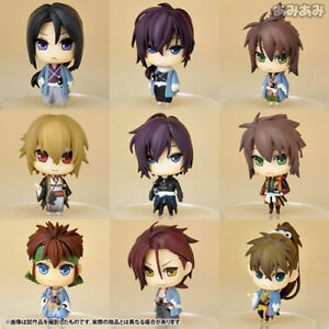 Kotobukiya One Coin Collection Grande Figure Hakuoki Hakuouki Shinsengumi Kitan