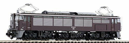 NEW Tomix HO Scale  16.5mm  HO-158 JR Electric Locomotive Type EF63  2nd, marrone