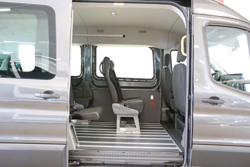 Ford Transit 350 L3 Kombi 2,0 TDCi 130 Ambiente aut. H2 FWD d,