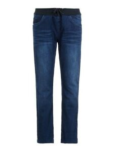 NAME-IT-laessige-Jungen-Baggy-Denim-Jeans-Hose-NKMBarry-blau-Groesse-128-bis-164