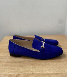 Head Over Heels by Dune Blue Cobalt