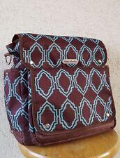 c99891fd1ff6 item 3 TIMI   LESLIE Stylish Moms Backpack Messenger Baby Diaper Canvas Bag  Brown Blue -TIMI   LESLIE Stylish Moms Backpack Messenger Baby Diaper  Canvas Bag ...