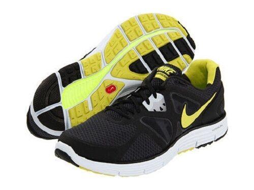 New NIKE Nike Nike Lunarglide+ 3 PREMIUM TRAINING RUNING SHOES SZ 6 MENS