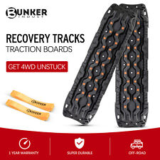 Bunker Indust Recovery Tracks 2 Pcs Traction Boards For Off Road Rescue
