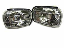 Clear Side Marker Corner Light Lamps For Subaru Impreza Wrx Sti Gc8 92 00